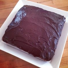 Cake Ingredients:  1 1/4 Cups of Self Raising Flour 1 Cup Rice Malt Syrup (you can just use a cup of normal sugar if you don't have this) 1/3 Cup of Cocoa OR Cocao Powder 1 Egg 1/3  Cup of …