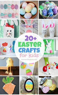Fun Easter Crafts for Kids This will be so interesting, get ready to enjoy it as…