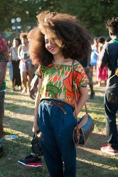 The Afropunk Festival - Brooklyn, New York