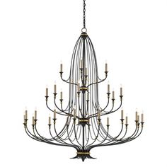 Folgate Chandelier - Curry and Co