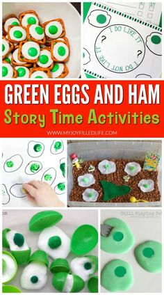 Green Eggs and Ham a