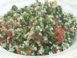 Quinoa or Amaranth Tabouli Salad Recipe