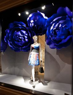 Dior windows 2014 Summer, Paris France window display