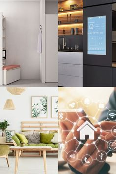 Our idea of the perfect way of life is undergoing a transformation, with hot topics sometimes in conflict with one another. We're concerned about our climate, but we don't want to do without innovative materials and smart technology. Living space is becoming more and more expensive, and we're looking for more living comfort and solutions for increasingly small homes. Small Homes, New Opportunities, Innovation, Living Spaces, This Is Us, Technology, Future, Hot, Life