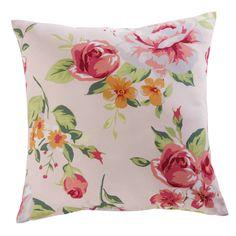 Outdoor-Kissen aus rosa Stoff bedruckt mit Blumenmotiv 45x45cm MILADY Jetzt bestellen unter: https://moebel.ladendirekt.de/garten/gartenmoebel/outdoor-sitzsaecke/?uid=593becb5-87ac-5b7b-8d0d-e4c521831c68&utm_source=pinterest&utm_medium=pin&utm_campaign=boards #garten #gartenmoebel #outdoorsitzsaecke