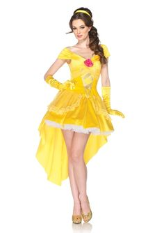 Enchanting Belle Disney Princess Costume