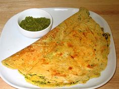Dosa is a popular South Indian delicacy which looks like a crepe. Dosa is a crisp and thin pancakes made of a rice and urad dal batter. Traditionally Dosa is served with samber, aloo masala and coconut chutney. Indian Snacks, Indian Food Recipes, Vegetarian Recipes, Cooking Recipes, Healthy Recipes, Ethnic Recipes, Indian Breads, Cooking Videos, Indian Dishes