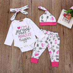 1c4d46639 841 best Cute Future Baby Girl Newborn Outfits images on Pinterest ...