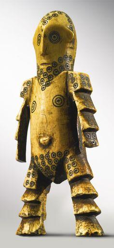 Lot | Sotheby's LOT SOLD. 197,000 USD    LEGA IVORY FIGURE, DEMOCRATIC REPUBLIC OF THE CONGO  Miklós Szalay, Die Kunst Schwarzafrikas: Werke aus der Sammlung des Völkerkundemuseum der Universität Zürich, Zurich, 1994, p. 168  http://www.sothebys.com/en/auctions/ecatalogue/2013/africanoceanic-n08994/lot.168.html