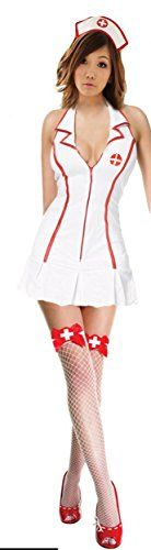 http://angelsexshop.com/sexy-nurse-costume-white-small · Sexy Nurse Costume – White – Small·
