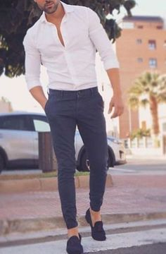 Stylish Men Casual Clothes is part of Loafers men outfit - Formal Dresses For Men, Formal Men Outfit, Casual Wear For Men, Dress Formal, Men's Formal Wear, Formal Shirts For Men, Men Formal, Trendy Mens Fashion, Indian Men Fashion