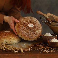 Biely kváskový chlieb - Chuť od Naty : Blog o chutnom jedle a kvalitnom... Bagel, Bread, Blog, Bakeries, Breads