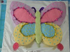 butterfly cakes   butterfly cake   Flickr - Photo Sharing!