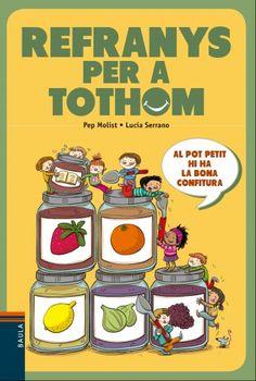 Refranys per a tothom. I 39 REF. Barcelona, Peanuts Comics, Comic Books, Cover, Anton, Infants, Textbook, Books To Read, Photo Storage