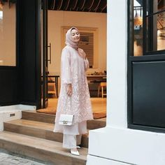 23 ideas sewing inspiration women projects for 2019 Kebaya Hijab, Kebaya Dress, Dress Pesta, Kebaya Muslim, Hijab Evening Dress, Hijab Dress Party, Hijab Outfit, Abaya Fashion, Muslim Fashion