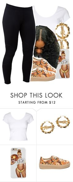 """""""these pumas are cute asf 🍁✨"""" by jchristina ❤ liked on Polyvore featuring Jane Norman, Melody Ehsani, Puma and Merrell"""