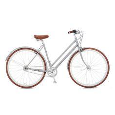 Wiggle Deutschland | Chappelli - Classic Vintage Fahrrad für Frauen | Hybrid- / Cityräder