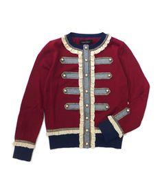 Knit of Napoleon cardigan - Jane Marple Online Shop