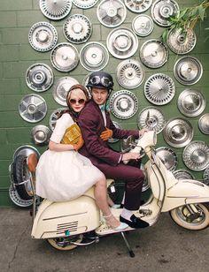 今、結婚式もレトロがアツい!!|MERY [メリー]