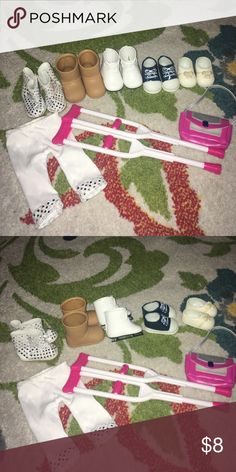 Doll items Excellent condition doll items. Other