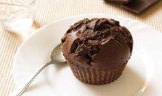 Muffin al cioccolato: la ricetta vegana
