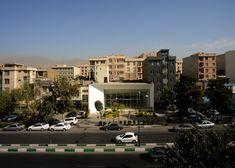 Tehranpars Showroom / FEA Studio