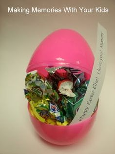 fun! mail an easter egg!