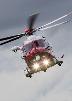 L'EASA certifica la variante SAR dell'AW189