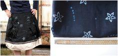 skirt of copyright linen with prints fler. Sequin Skirt, Sequins, Canvas Prints, Printed, Skirts, Fashion, Moda, Photo Canvas Prints, Skirt