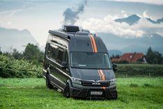 Diesel Fuel, Diesel Engine, Caravan, Toy Garage, Vw Crafter, Camper Interior, Vans Shop, New Trucks, Car Wheels