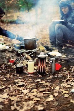 Camping Coffee | UtopianCoffee.com