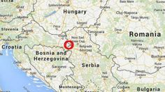 A new country is created between serbia and Croatia. Liberland. Total area 7 km2.