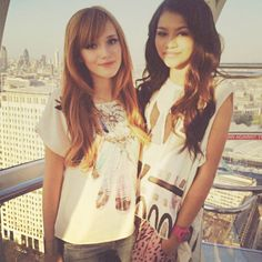 bella and zendaya :-)