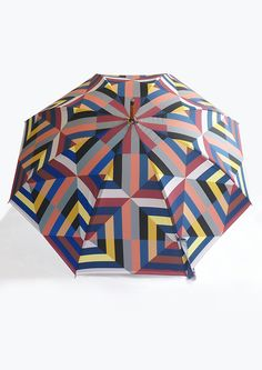 David David® — Walking stick umbrella, print U12