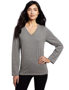 Hue Sleepwear Women's Heathered V-Neck Sleep Tee HUE. $14.40. Machine Wash. 60% Cotton/40% Polyester. V-neck. Sleep tee