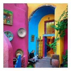 ♥ H O M E  G O A L S ♥ Ohmyword... It would be like living in a rainbow... ⭐ ⭐ ⭐ #goals #rainbow #mexicaninteriors #latinostyle #inspo #colourful #architecture #interiors #interiordesign #interiorsinspo #homegoals #interiorstyling #travel #instatravel #igtravel #travelgram #traveldiaries #wanderlust #colourpop #colorpop #abmlifeiscolorful #blogger #newblogger #styleblogger #bloggerstyle #bloggersuk #scottishblogger #stylist #freelancestylist #thealternativestylist #travel #tourism…