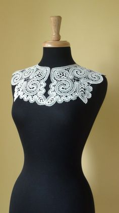 My obsession with all things lace...