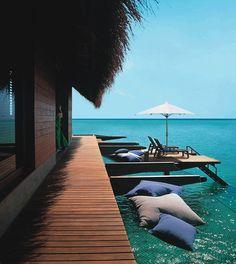 Water Villa - One&Only Reethi Rah, Maldives