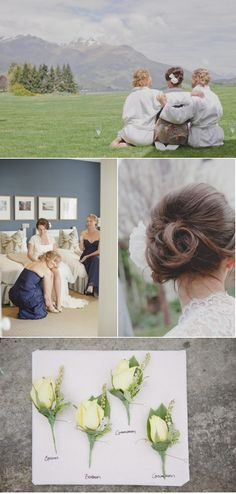 3d3275d9b4a1 Possible hair Rustic Romance Wedding