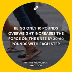 See?! You should lose some weight! #8fact by 8factapp