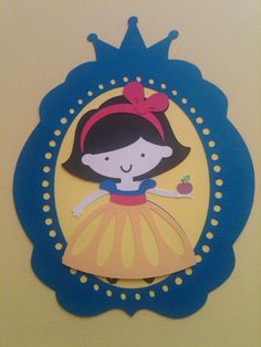 Snow White Invitation