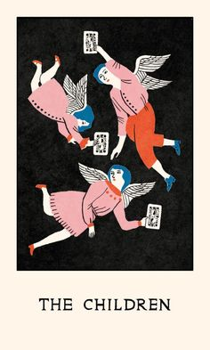 Fashion Illustration Design The Children, Illimat (game), illustrated by Carson Ellis Art And Illustration, Illustrations And Posters, Design Graphique, Art Graphique, Inspiration Artistique, Grafik Design, Carson Ellis, Painting & Drawing, Illustrators
