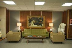 TV Show Set: Mad Men Interior Designs | InteriorHolic.com