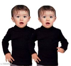 Sweaters TRENDY HIGHNECK SWEATERS COMBO FOR KIDS(PACK OF 2) Fabric: Wool Sleeve Length: Long Sleeves Multipack: 2 Sizes:  1-2 Years Country of Origin: India Sizes Available: 0-3 Months, 0-6 Months, 3-6 Months, 6-9 Months, 6-12 Months, 9-12 Months, 12-18 Months, 18-24 Months, 0-1 Years, 1-2 Years, 2-3 Years, 3-4 Years, 4-5 Years, 5-6 Years, 6-7 Years   Catalog Rating: ★4 (473)  Catalog Name: Agile Stylus Boys Sweaters CatalogID_2747153 C59-SC1178 Code: 592-13904627-876