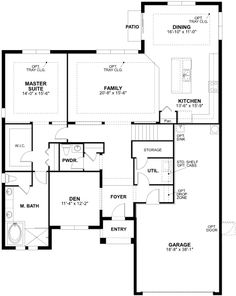 Best of Mi Homes Floor Plans Approximation Michigan Homes For Sale, Two Story Homes, Graph Paper, Sustainable Architecture, Entry Doors, House Floor Plans, Home Builders, Building A House, Cool Photos