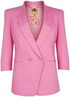 TED BAKER LONDON   Meeda Double Breasted Blazer - Lyst