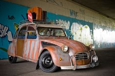 Citroen 2CV Rat Rod