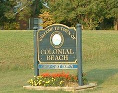 Colonial Beach VA