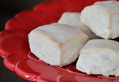 Petite Vanilla Bean Scones (a Starbucks copycat recipe)