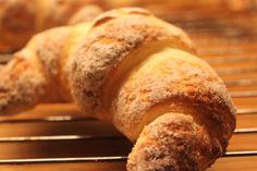 Glutenfrie Croissanter :-) (snuddpaahodet)